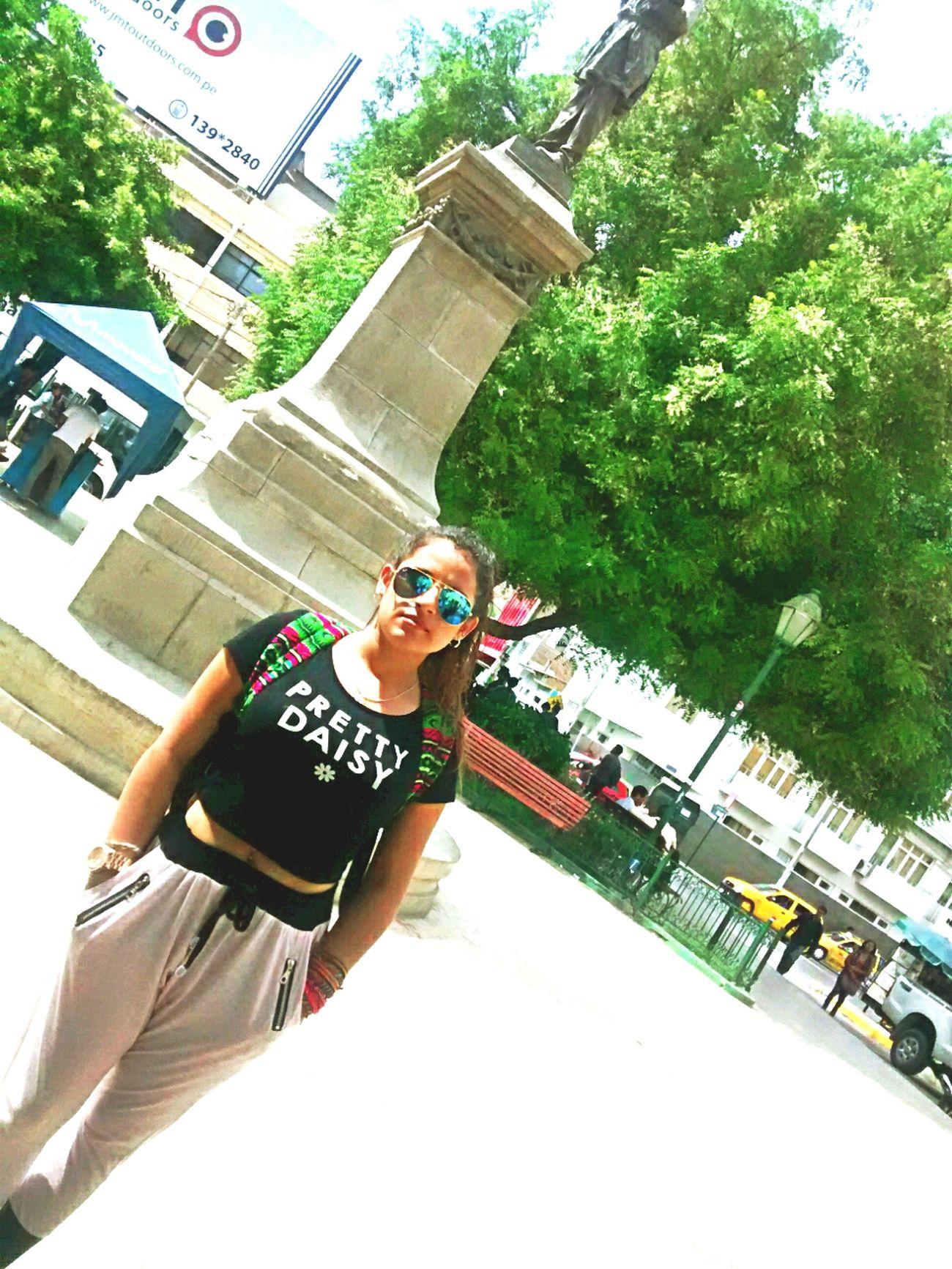 Naturaleza Calor!!! Selfie Airefresco