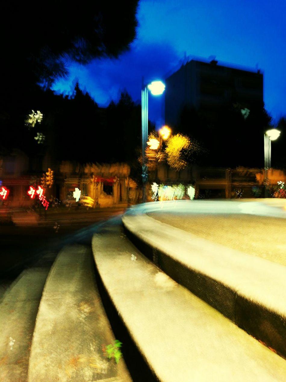Distortion Disturbia Around St Étienne Taking Photos Urban Lifestyle Light - Natural Phenomenon Colour Of Life