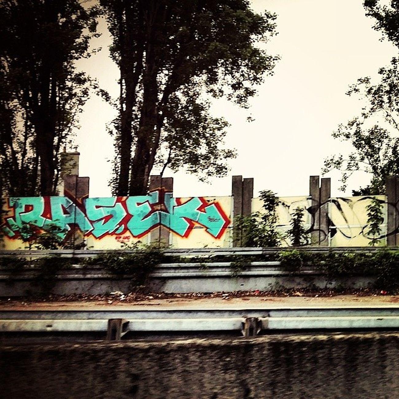 Rasek Streetart Gennevilliers