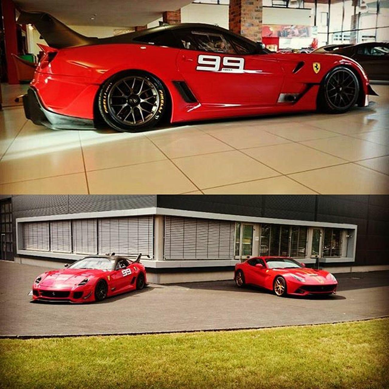 Ferrari 599xx F12 Ferrarif12berlinetta Fxx Ferrari599 Enzo