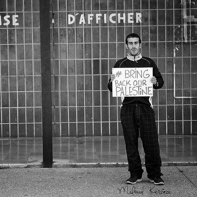 Liberté et Sécurité pour le peuple de Palestine . @bravworld BRINGBACKOURPALESTINE - Nakba Photographie - Miloud Kerzazi
