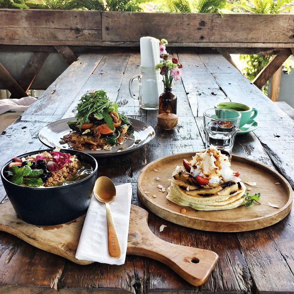 Indulgent Breakfast Foodies Healthy Eating Brunch