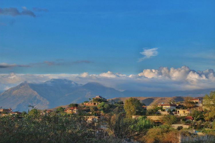 Cloud - Sky Nature Sky Hello World Albania Mountain