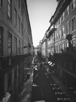 blackandwhite in Lisbon by Vanessa
