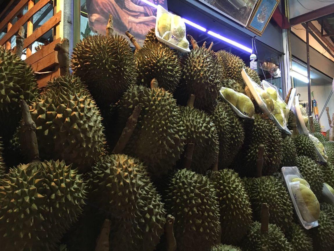 Durian Durian Durians Shop Durians Night Market