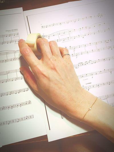 Travelingfoot Music Cello I Love Music 夜中の製本たいむ