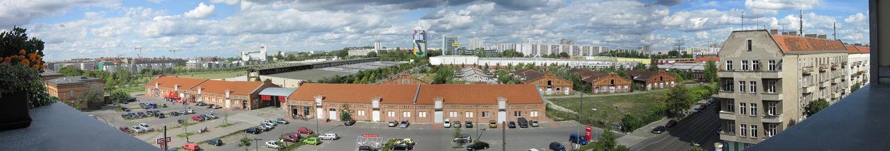 Berlin City Friedirchshain Panorama Battle Of The Cities
