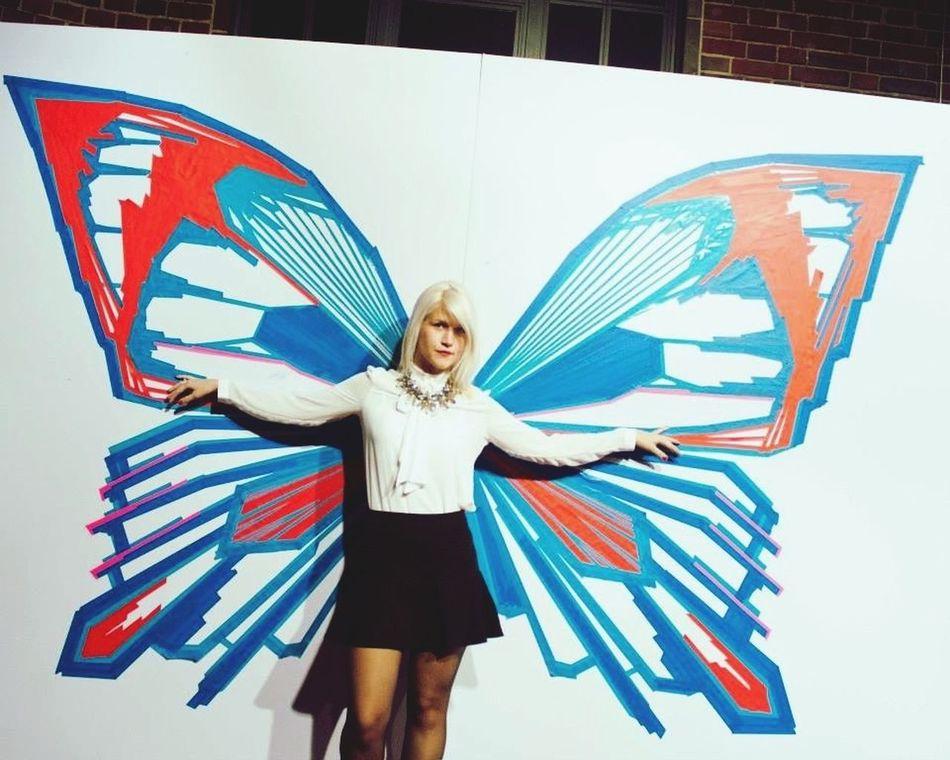 Tape Art TAPE OVER Urban Art Street Fashion