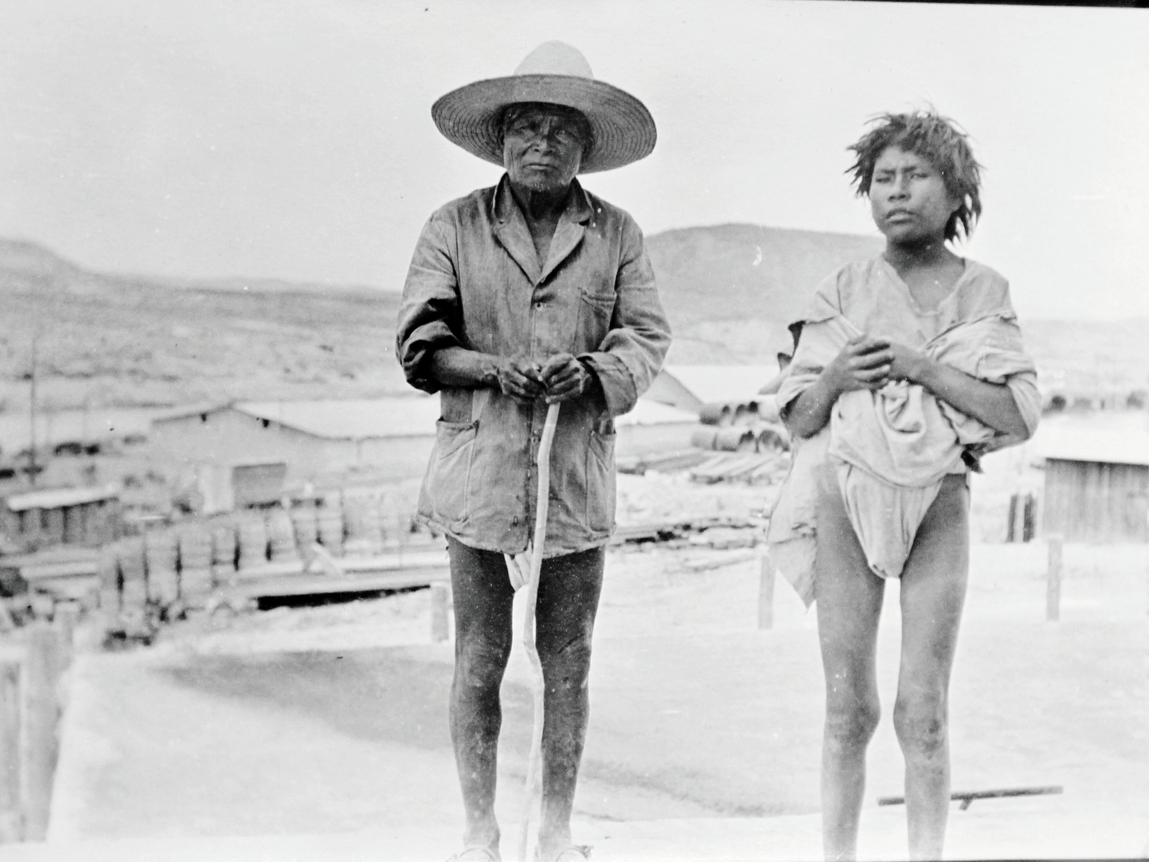Museum Antique Photos Mexican Natives Natives Century Xx History Past