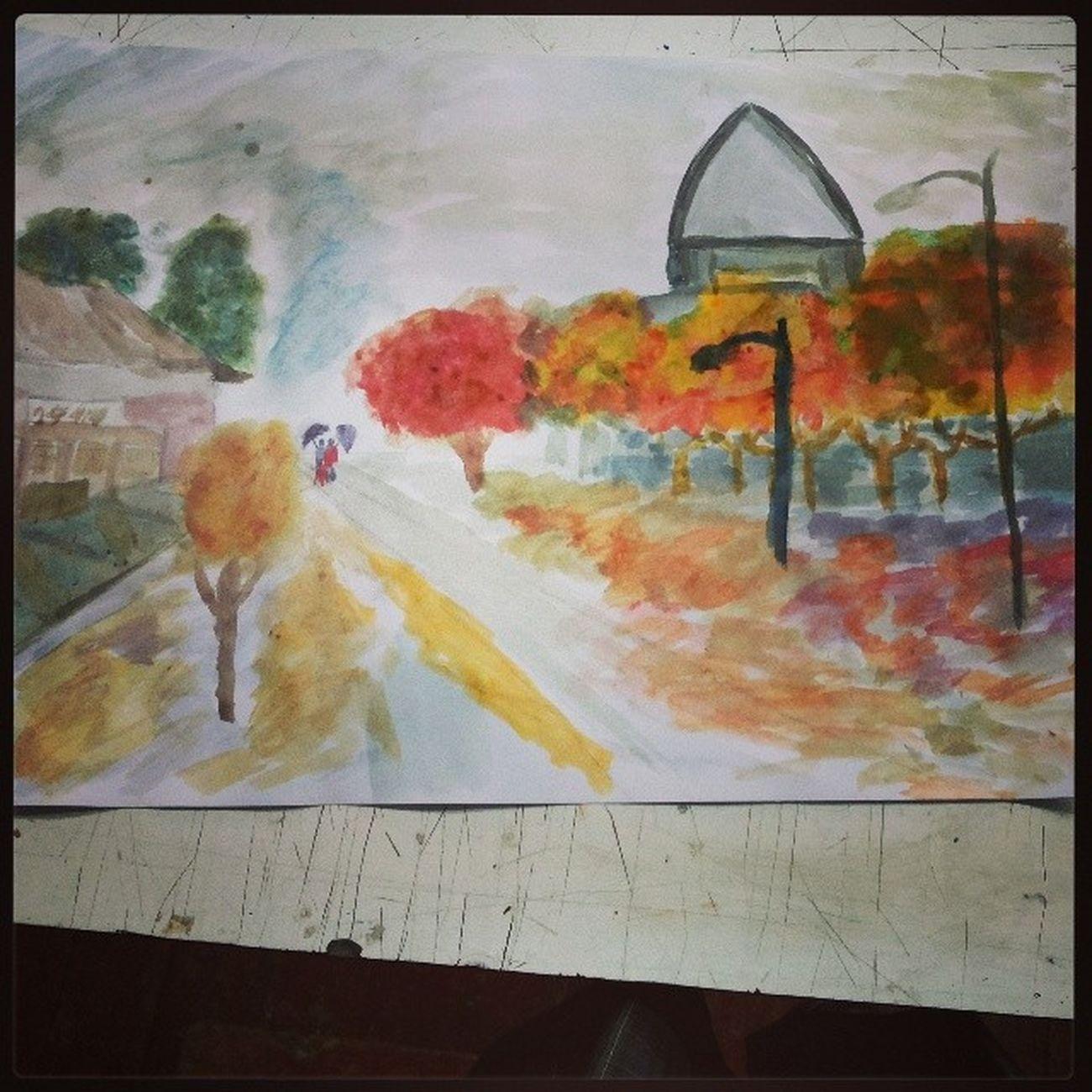 Me creo artista ajja Artes Dibujo Listo Ojala tenga70♥♥