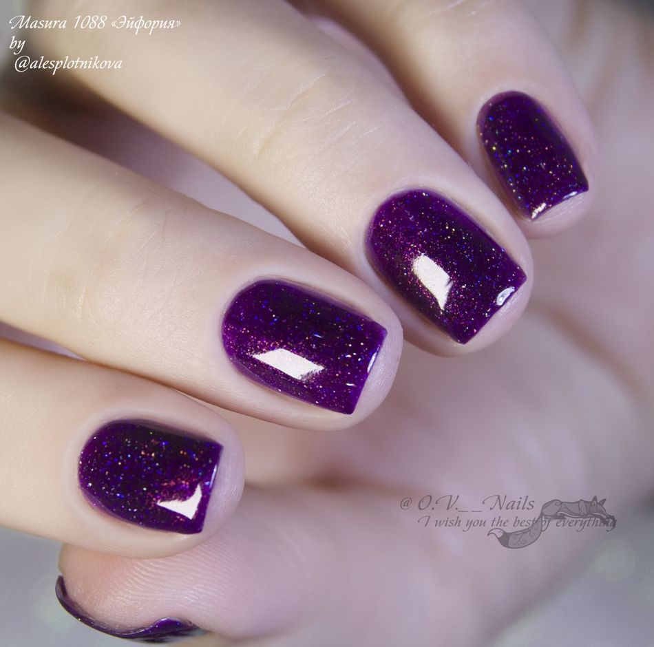 Masura Эйфория Fashion Human Body Part Beauty One Woman Only Women Nail Polish Shiny Human Hand ногти Nails маникюр  Masura маникюр  лак