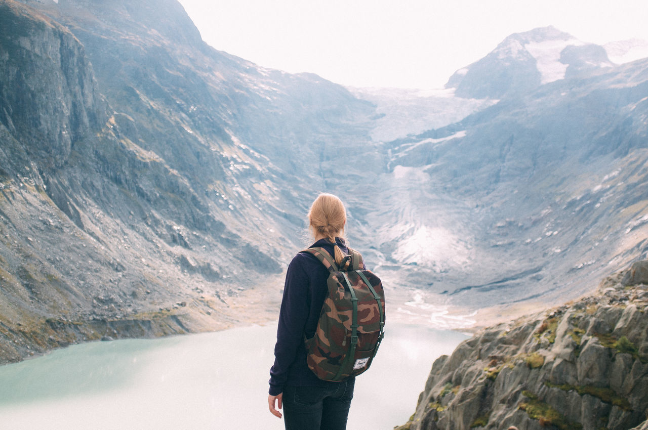 Beautiful stock photos of camping, Backpack, Day, Hiking, Jumper