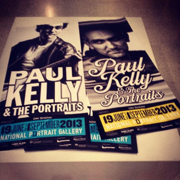 Paul Kelly is in Canberra for a limited period