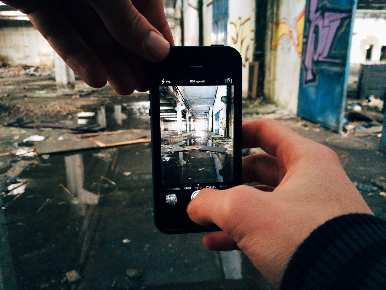 Vscocam Fltrlive Exploring Abandoned