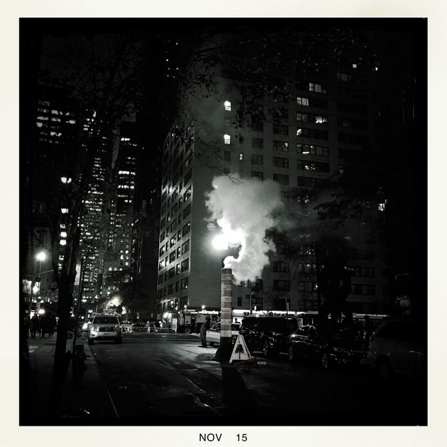 More steam in NYC.
