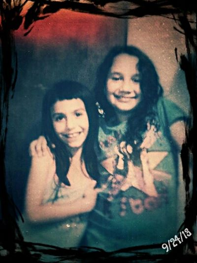 Sister Love <3 My Beautiful Daughters