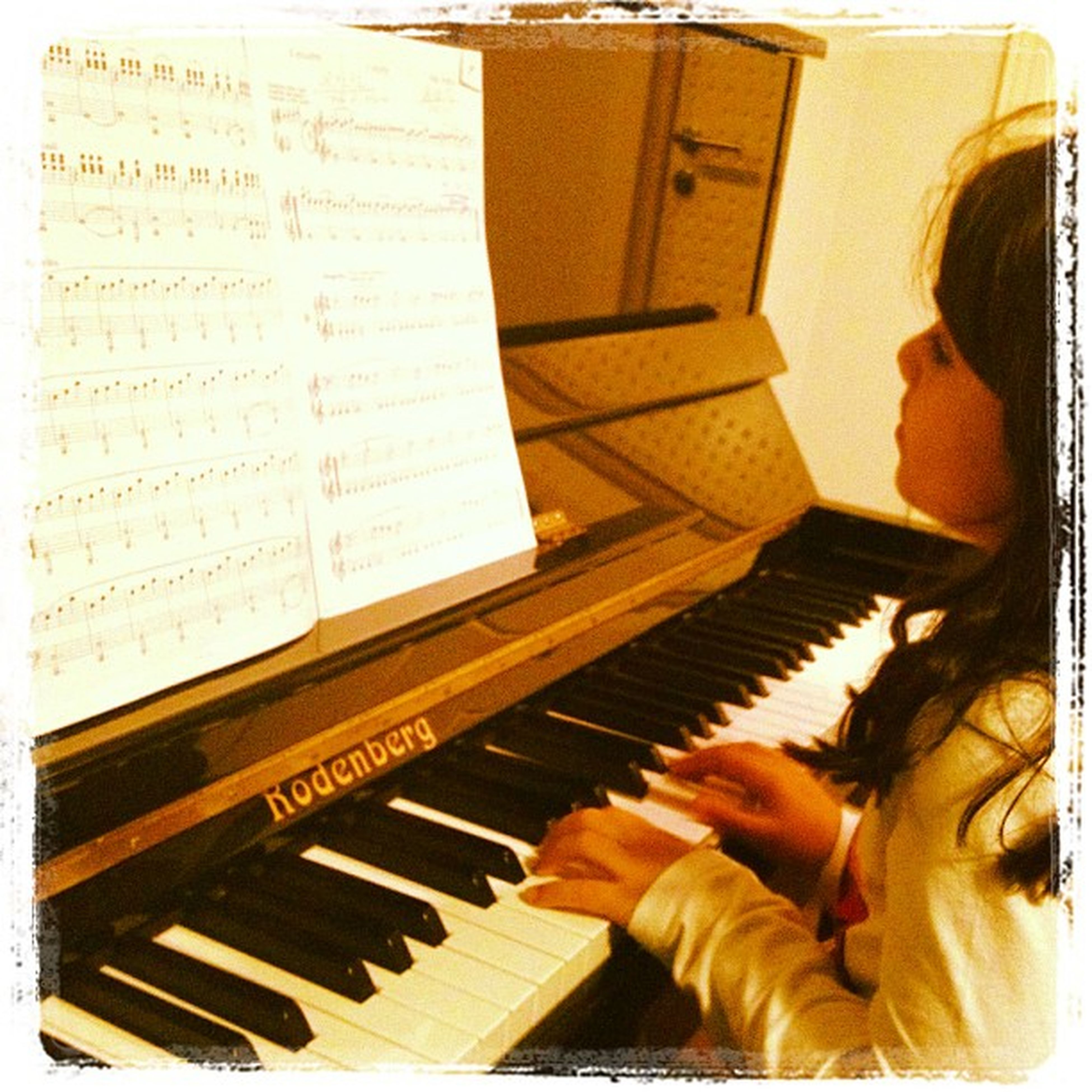 Piano Lesson Beyer Rodenberg music classic