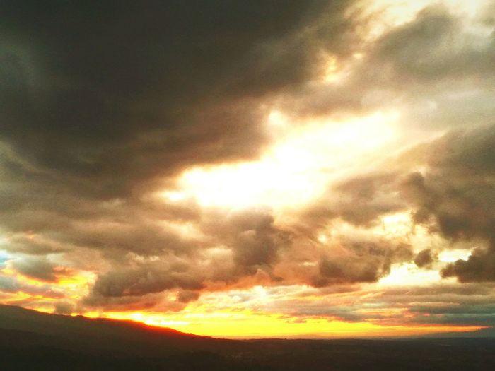 Cloud - Sky Dramatic Sky Monument