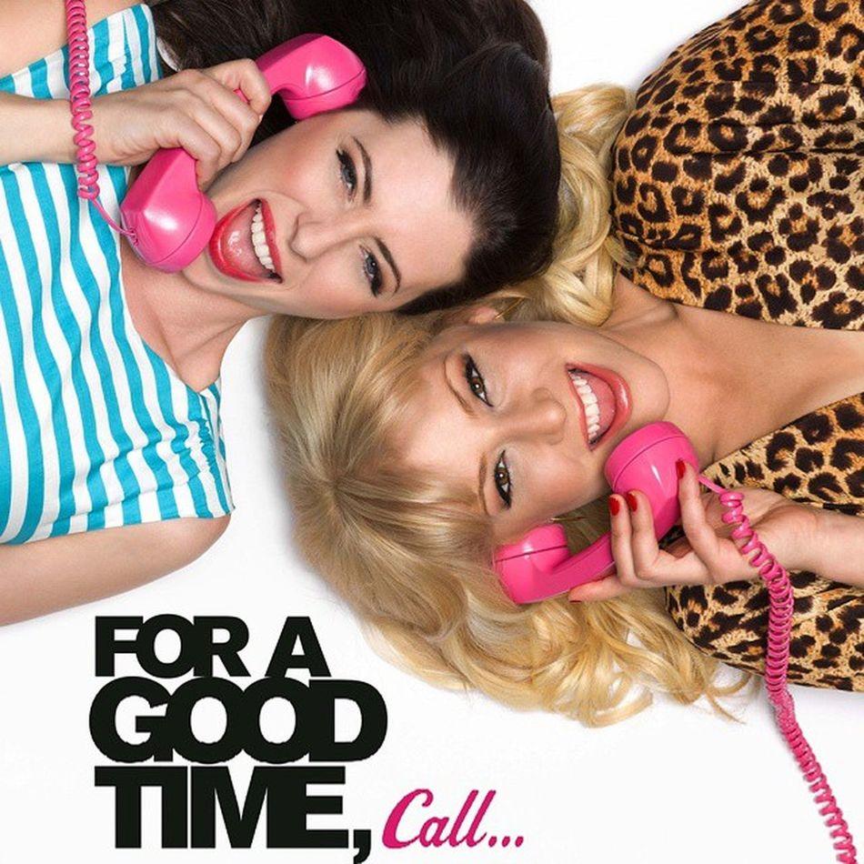 More Feel-Good Happy-Ending Romantic Movies ForAGoodTimeCall Justinlong JamesWolk AriGraynor LaurenMiller Frenemies GramercyPark Phone PhoneSex Funny Cute ChickFlick Movie