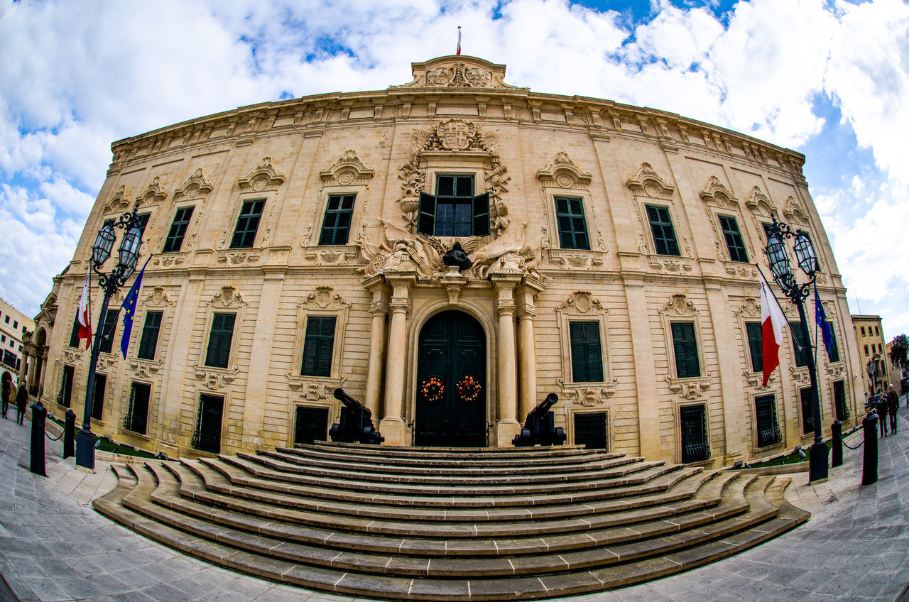 Architecture Building Exterior Built Structure City Day Façade Low Angle View No People Outdoors Sky Tourism Travel Destinations