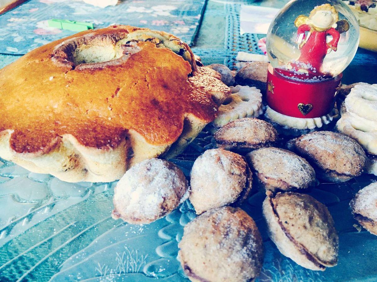 Christmas Around The World Surprised Cookies Kuglof Festive Season Bjelovar Croatia Be Merry And Bright Eyeem Christmas Yummy Enjoying The View Love This Season Christmas Galore