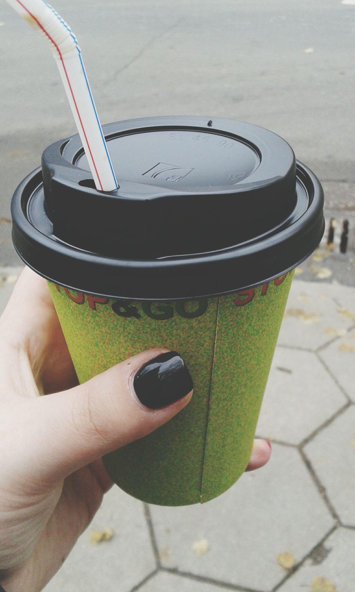 Coffee Break Coffee Street Background 😊😊be Happy ☕