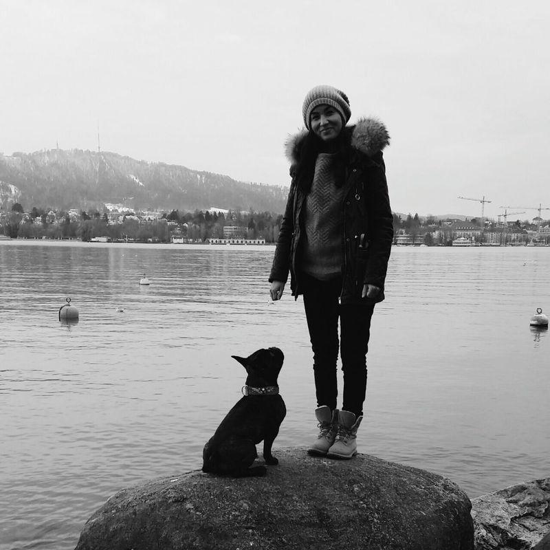 Saturday walk with my french doggie arturo <3 Walking Around Taking Photos Rainy Days Dogwalk Seefeld Whereisthesun Arturomyfrenchie