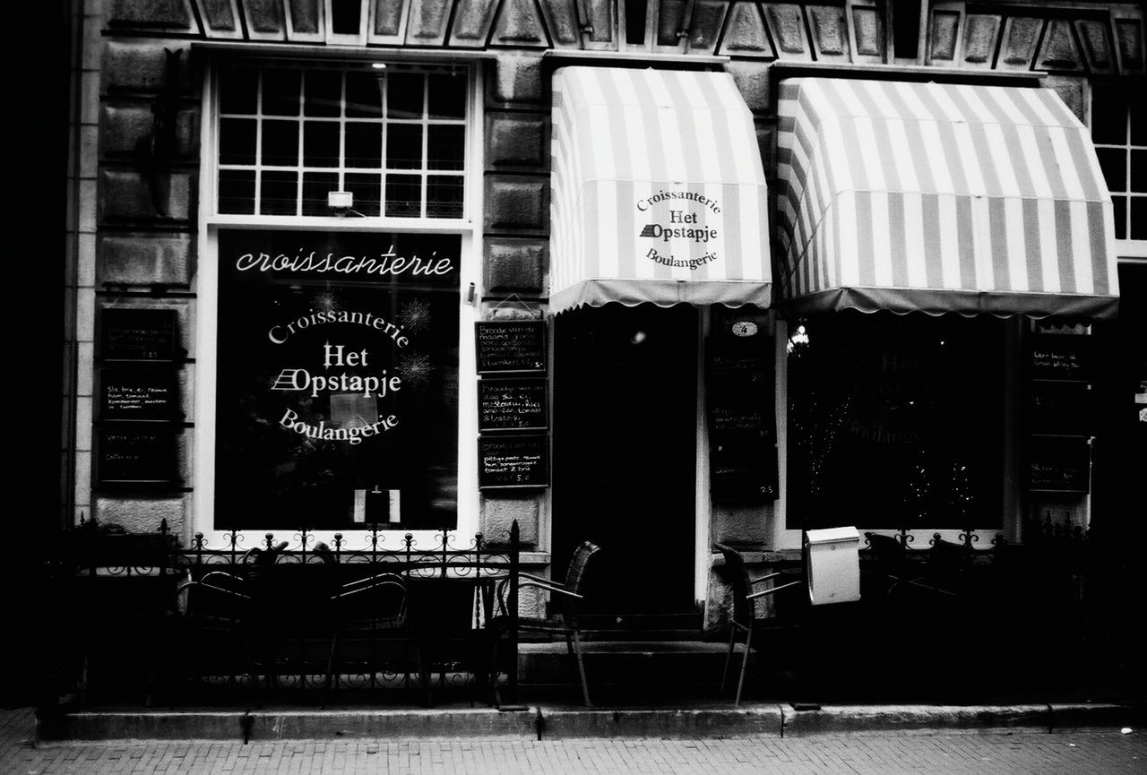 Ilforddelta100 Holland Restaurant Yashicafx3super2000 Filmphotography