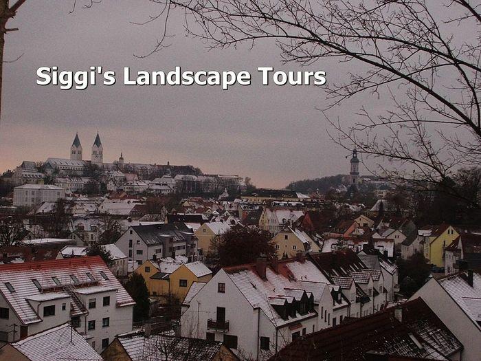 Freising Landscape Oberbayern Germany Deutschland Bayern Landschaften Cityscape City Sky Outdoors