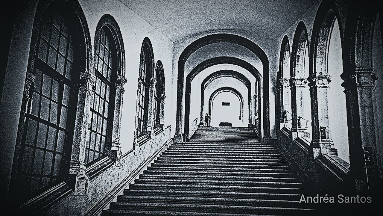 arch, indoors, architecture, steps, history, steps and staircases, the way forward, day, no people