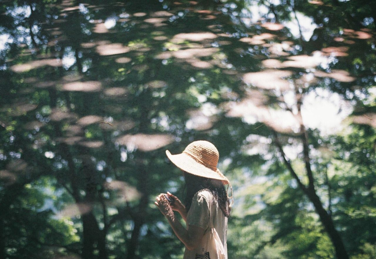 35mm Film One Woman Only Hat Filmcamera Film Photography Filmisnotdead Film