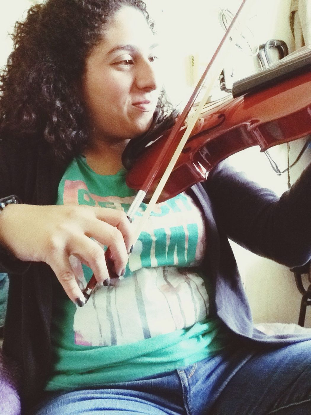My one and true love is called Niccolo 🎻 Kali8a Violinistinprogress