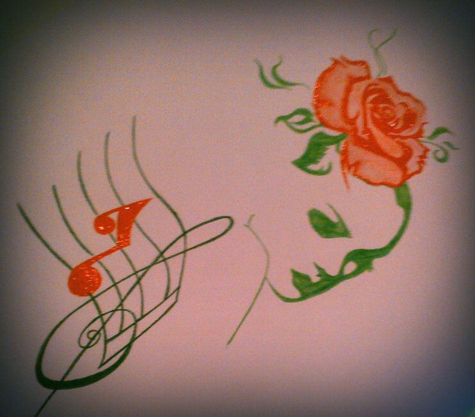 Music Life My Art, My Soul... Flower Creativity
