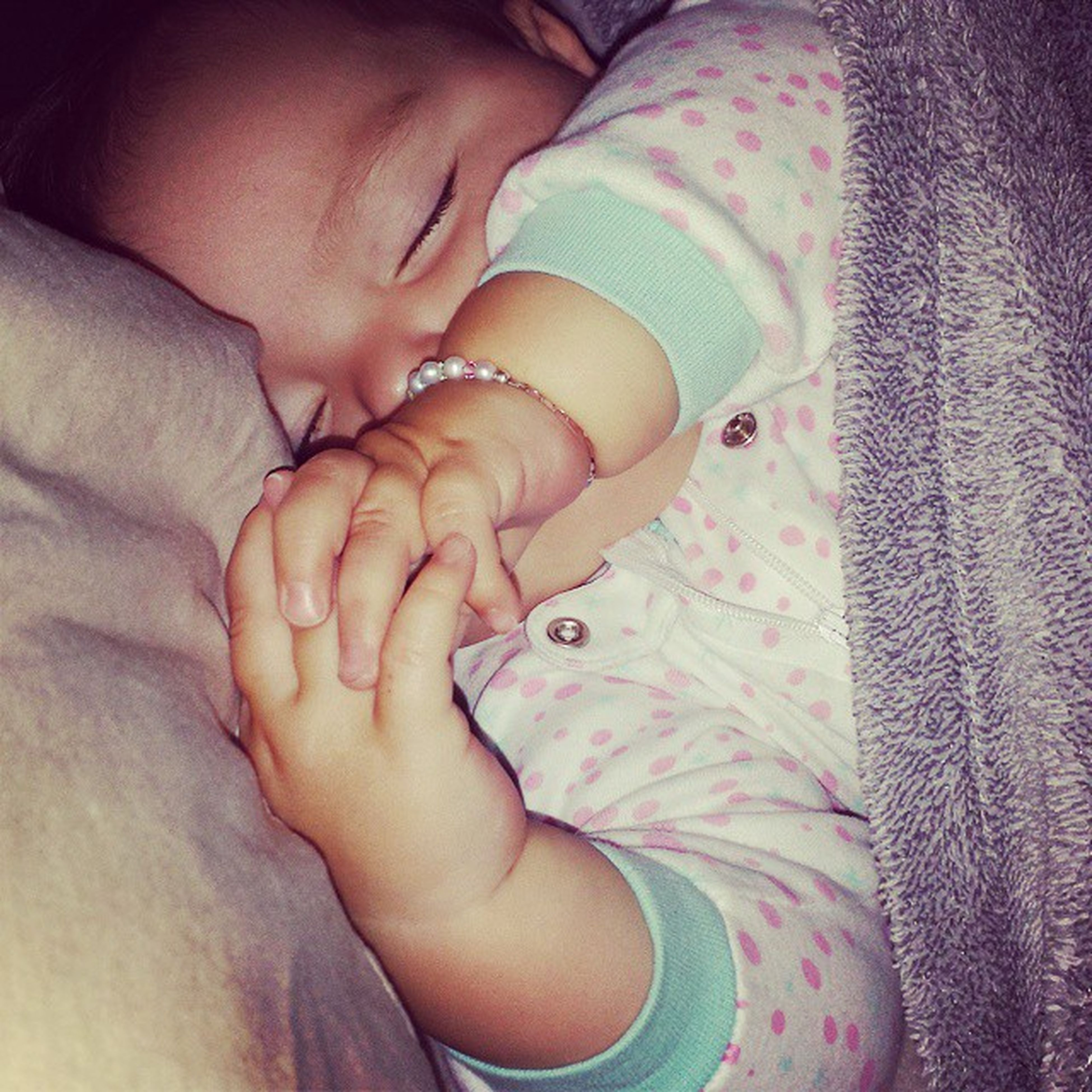 Sleeping baby Prayingbaby Gods miraclesInnocence