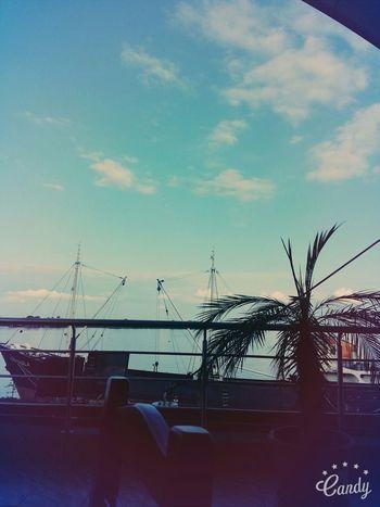 Cielo Y Nubes  Enjoying L Relax 😊:3