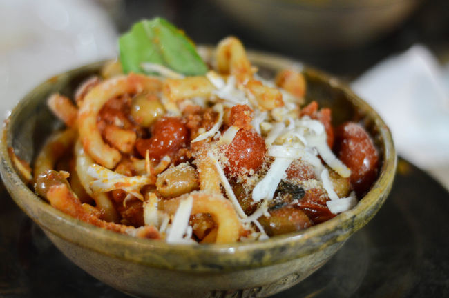 Calabria Close-up Food Food And Drink Homemade Pasta Pastaporn Ready To Eat Serving Dish