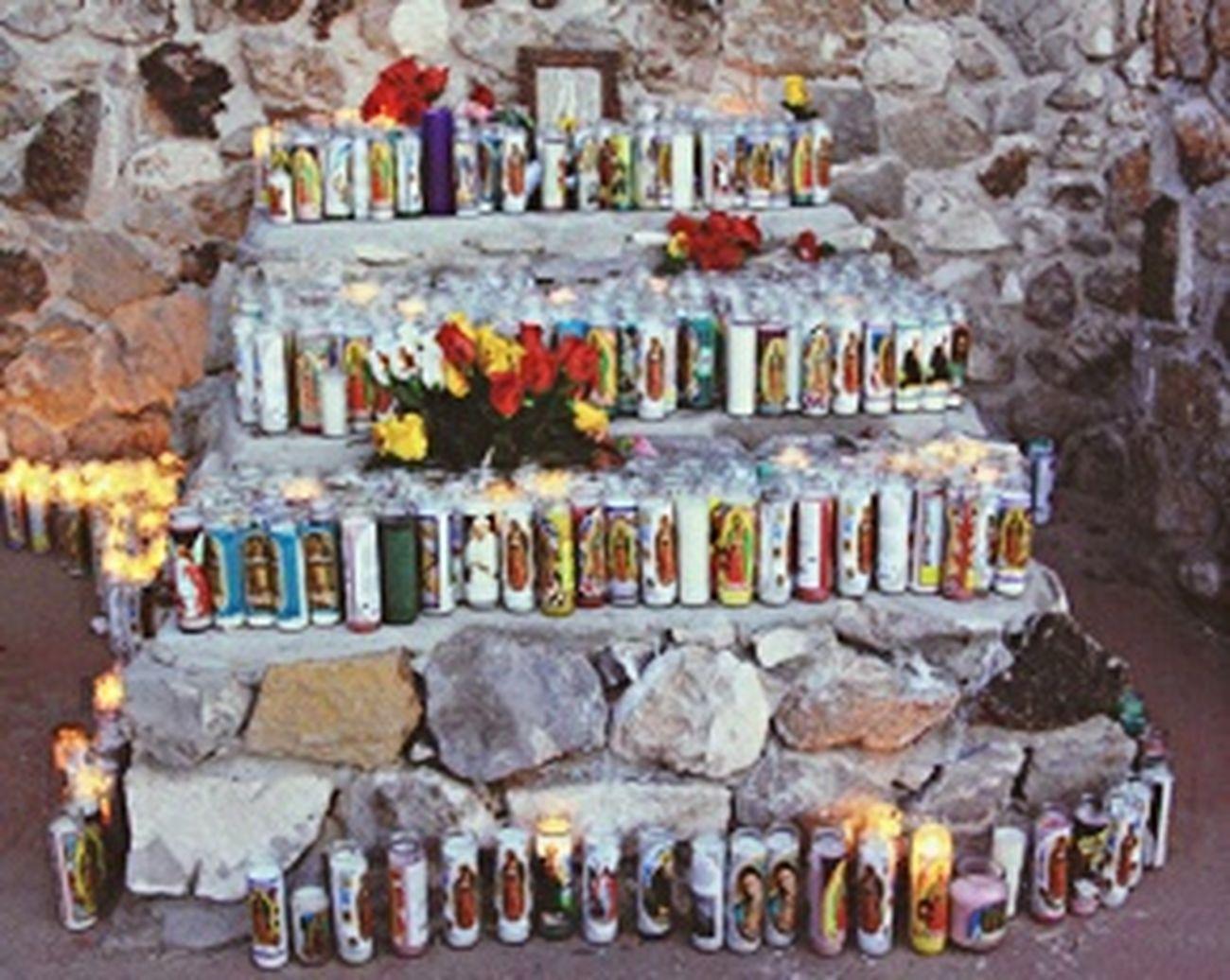 Candles Candle Candle Light Catholic Blessing Christianity Beautiful
