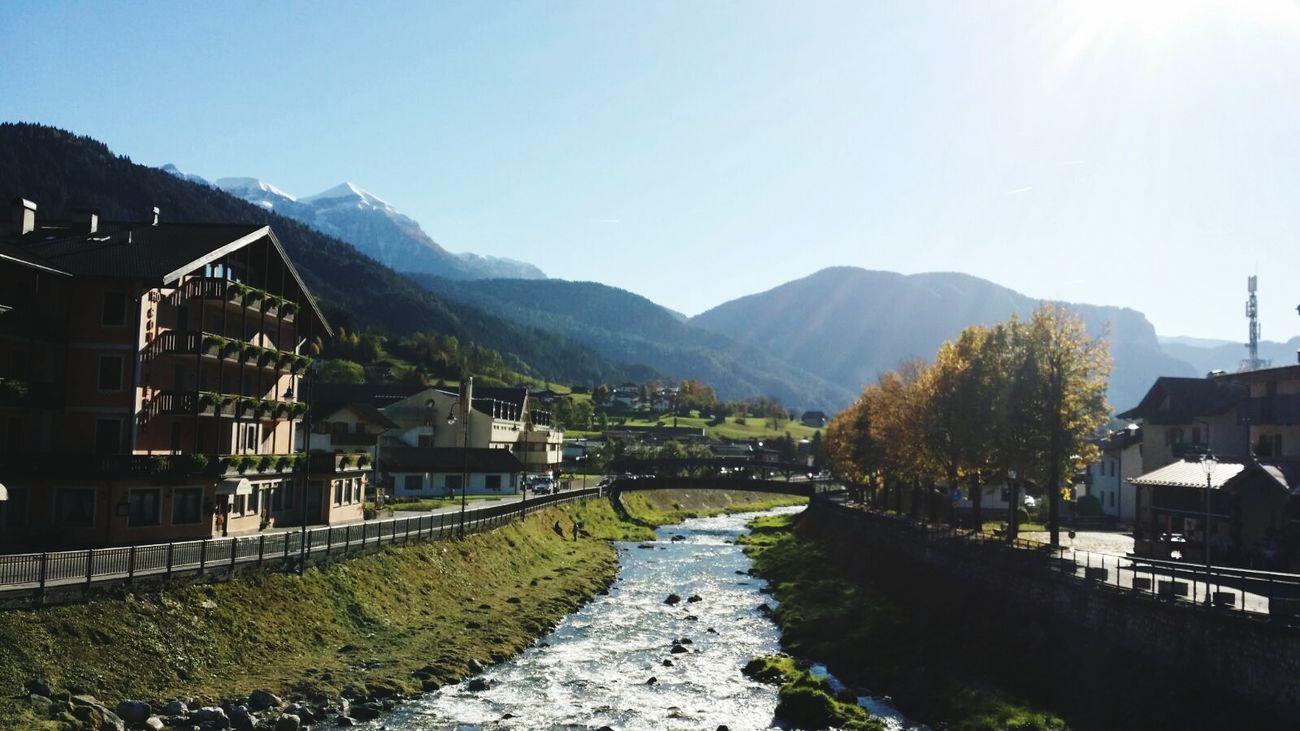 River Eye4photography  Hanging Around Trentino  Italy First Eyeem Photo Sun Nature