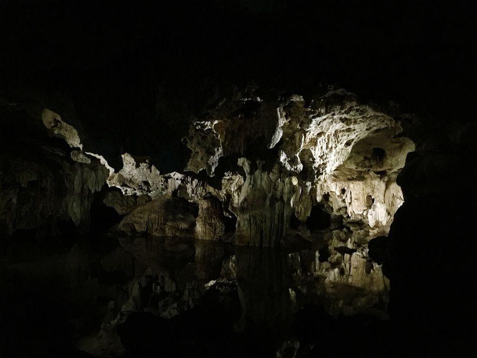 The Secret Spaces Cenotes