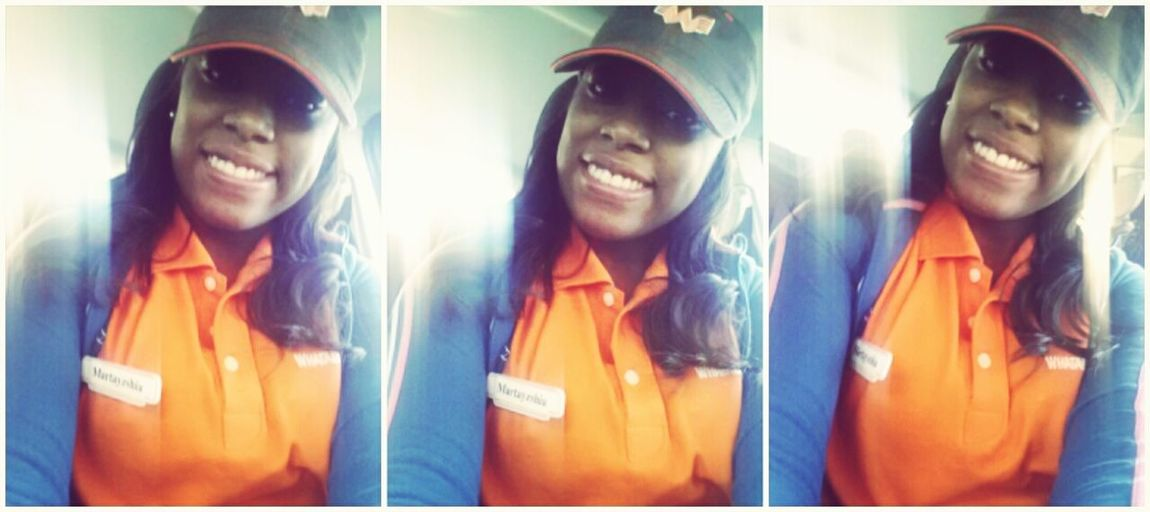 had a good day at work today