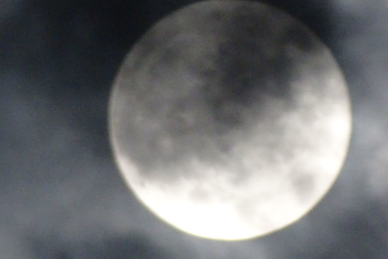 Moon Moonlight Cloudy Tampico Overnight Success