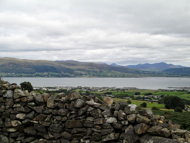 Calm Carlingford Ireland Landscape Mountain Nature Outdoors Scenics Sky Tranquil Scene Water