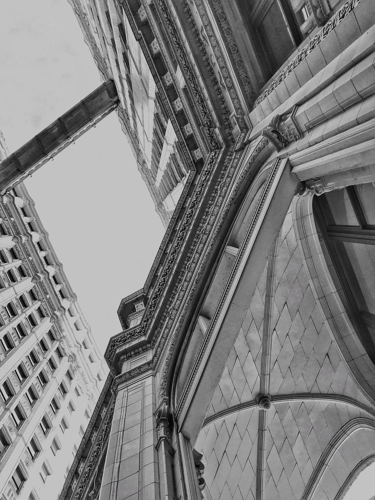 Details Architecture Architecture_collection Architectural Feature Architectural Detail Architecture_bw Architecturelovers Chicago Chicago Architecture Low Angle View Built Structure Classic City EyeEm Eyeemphotography IPhoneography Urbanphotography Urbanexploration Mag Mile Loop