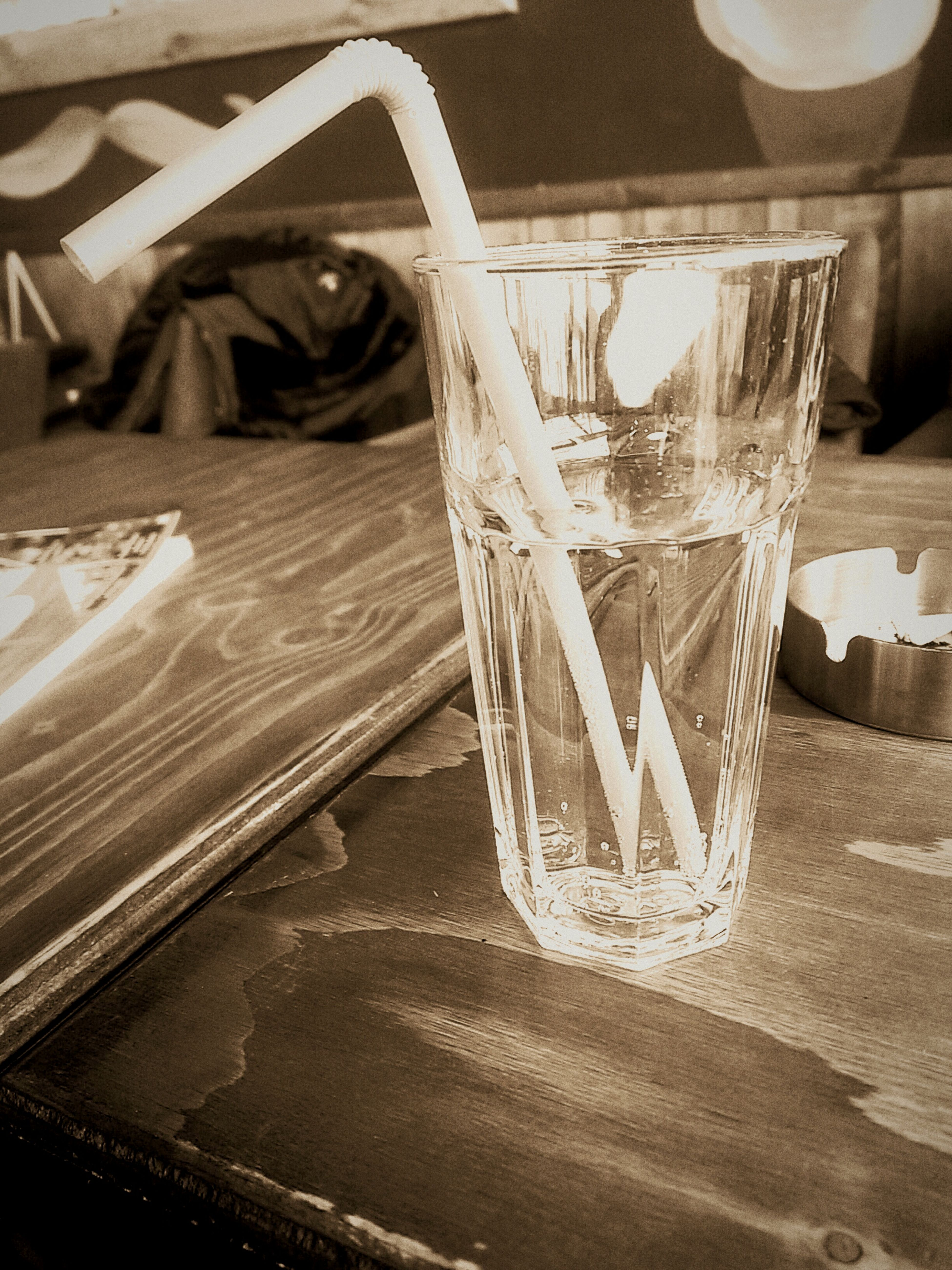 Osmanli Cafe ;) Drinking Glass Drink Freshness Indoors  Day Refreshment No People Close-up First Eyeem Photo