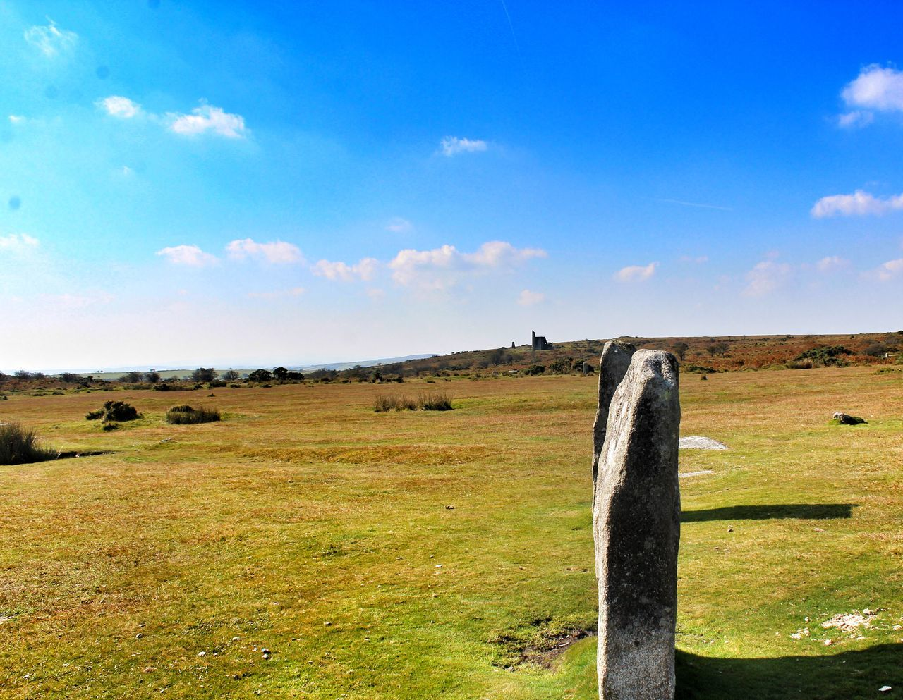 The Hurlers United Kingdom Enjoying The Sun Standing Stones Landscape_photography