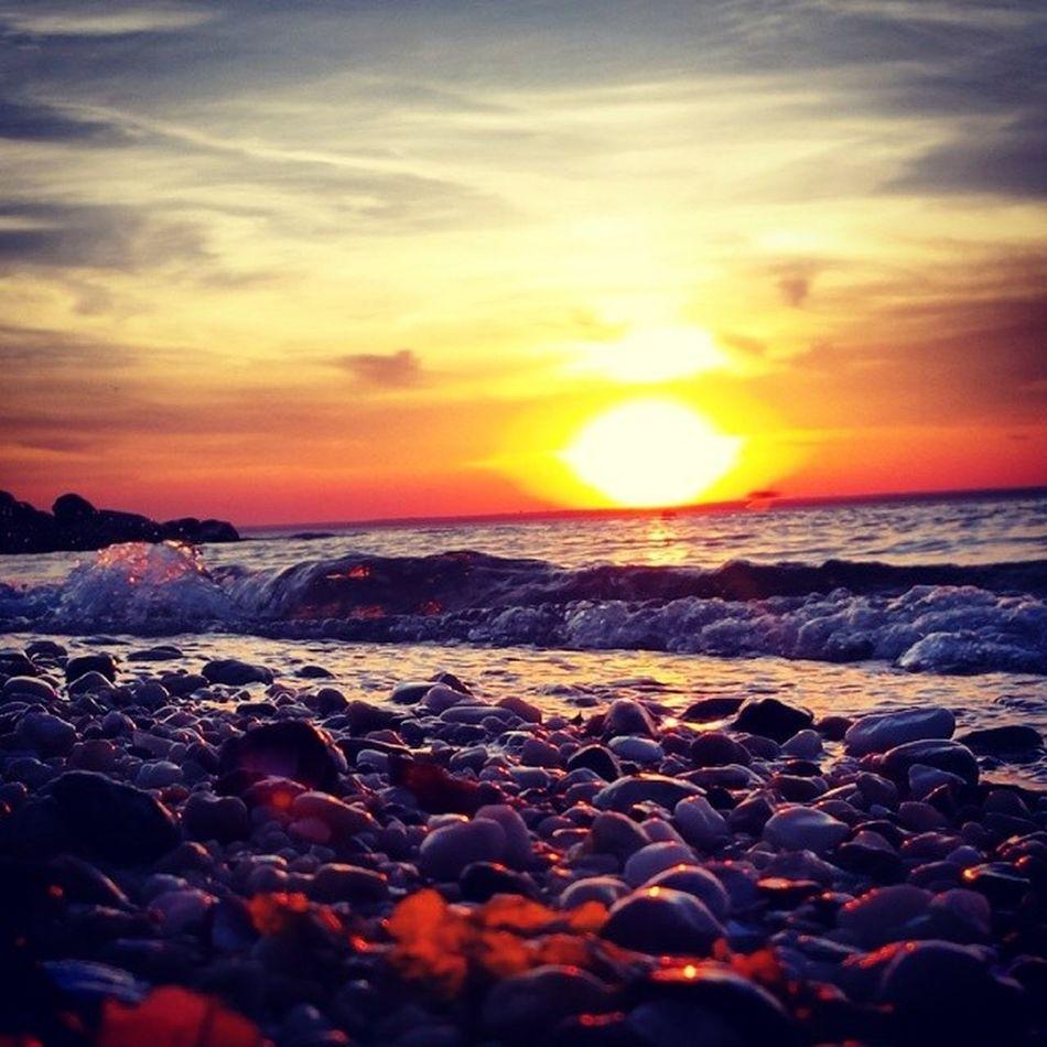 Sunsets make everything better Gorgeous Adventures Longisland