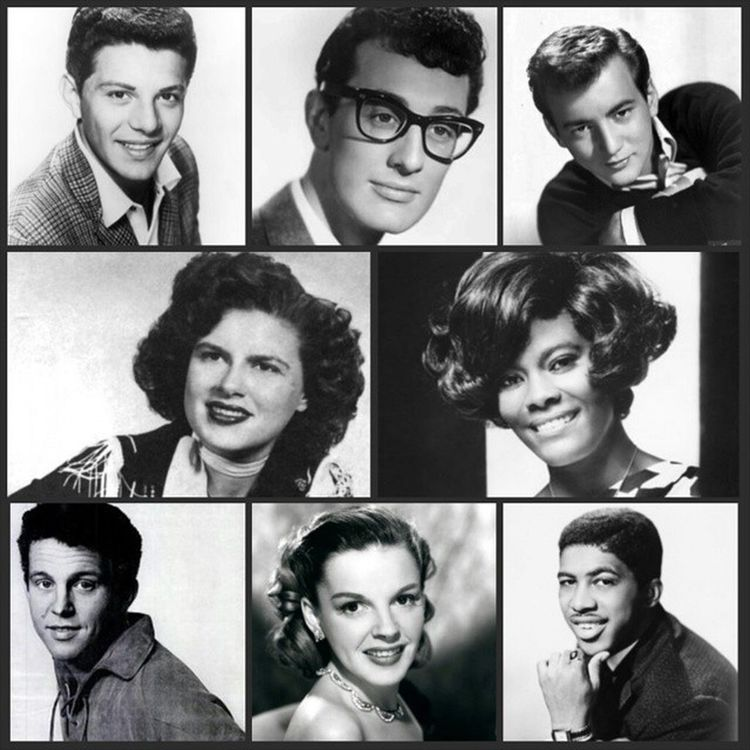 I love Doowop also! And I loved to watch Bobbydarin and Buddyholly