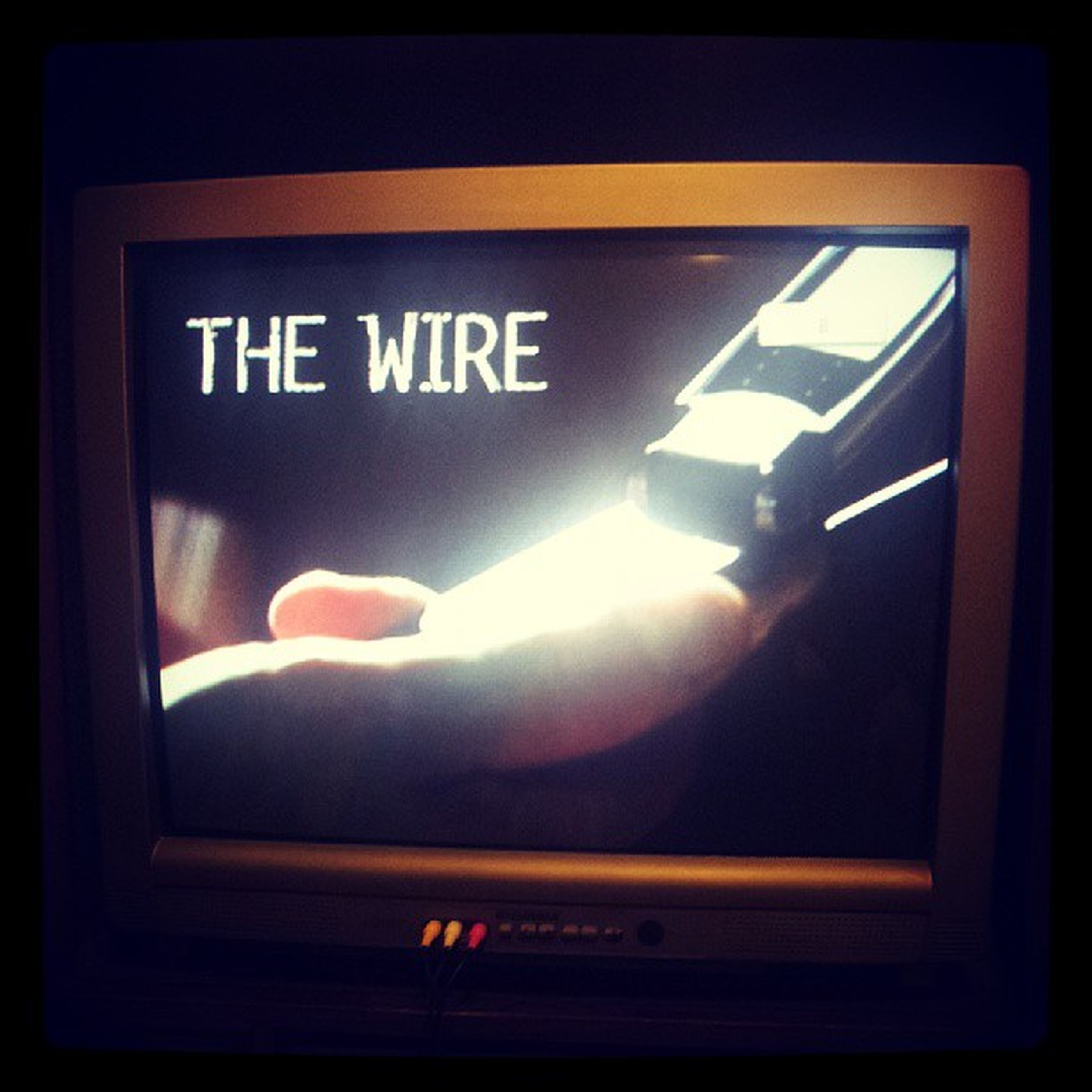 On it once again ... if you ain't seen it, you missing out. Thewire TheGreatestShow
