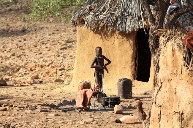Damaraland, Grootberg, Namibia Cild Face Deterioration Hapiness Himba Himba Tribe Landscape Lifestyles Mud Hut Open Heart Poorness Poorness Behind The Luxuries Run-down Rural Scene The Photojournalist - 2016 EyeEm Awards The Week On Eyem