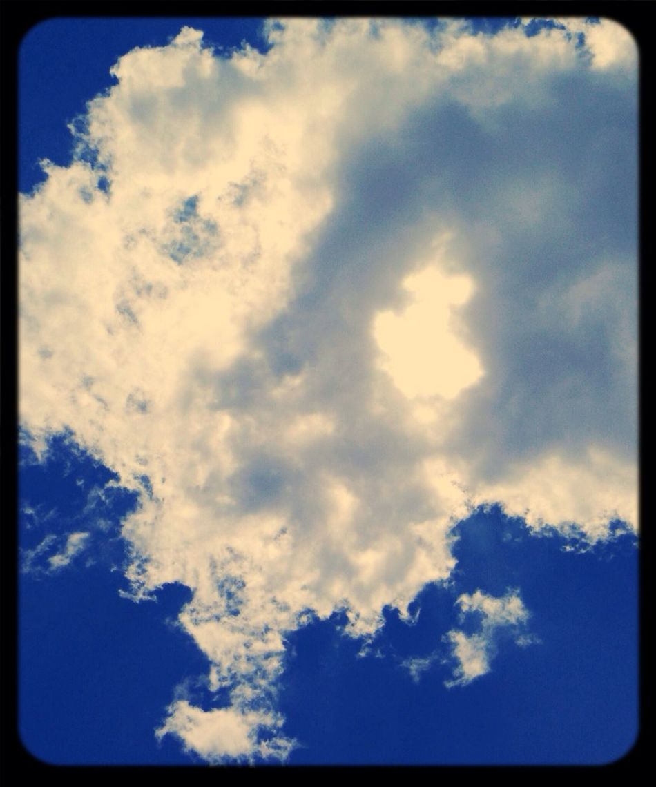 Clouds are very beautiful today, I cant even look down Clouds Blue Sky Clouds Shining Clouds And Sky